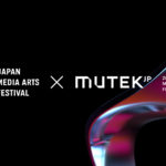 perform VJ at JAPAN MEDIA ARTS FESTIVAL × MUTEK.JP on 6/2. 13:00-13:45 Shattered Form x Mari Asada (marimosphere) + Shintaro Ono